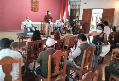 San José de Chiquitos endurece las medidas ante el crecimiento de contagios