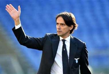 Simone Inzaghi cobrará casi un tercio de lo que ganaba Conte. Foto: Internet