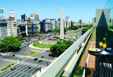 El sector hotelero figura como el más golpeado en Argentina