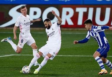 El Real Madrid visitará al Alavés en la primera fecha. Foto: Internet