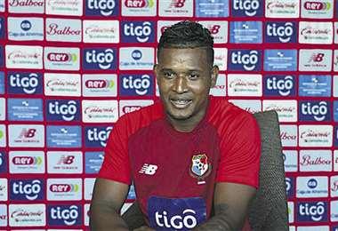 Jair Catui, delantero panameño que reforzará el plantel de Always Ready