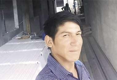 Rubén Chamo, fue sentenciado
