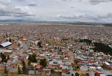 Oruro implementó cuarentena rígida para los domingos y feriados. Foto: Emilio Huáscar