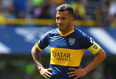 Carlos Tévez es todo un emblema de Boca Juniors. Foto: internet