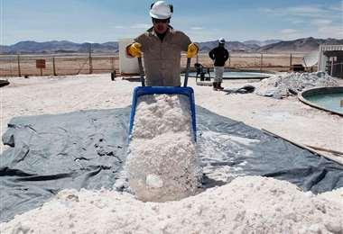 Bolivia quiere industrializar este recurso/Foto: Internet