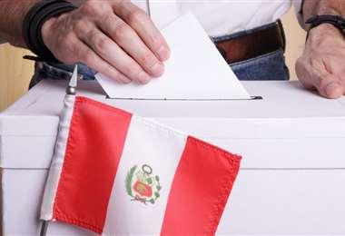 En Santa Cruz de la Sierra el punto de votación está en el colegio Alexander von Humboldt