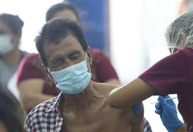 Foto Ricardo Montero: Esta semana el Sedes inmunizó a 59.501 en el departamento.
