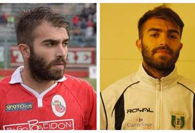 Giuseppe Perrino, de 29 años. Foto: internet