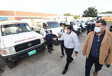 Jhonny Fernández también prometió brigadas médicas