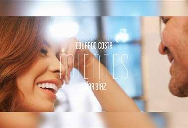 La versión de la boliviana Iciar Díaz y el brasileño Eduardo Costa