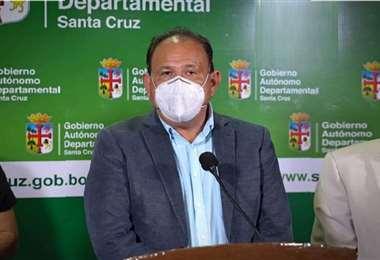 El director del Sedes se refirió a la emergencia sanitaria.