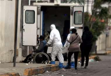 La pandemia vuelve a acelerarse este mes