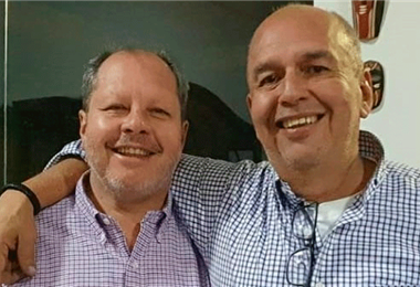 Murillo y Sergio Rodríguez, ambos detenidos en EEUU.