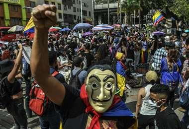 Desde el 28 de abril a la fecha, unas 60 personas han muerto producto de las protestas