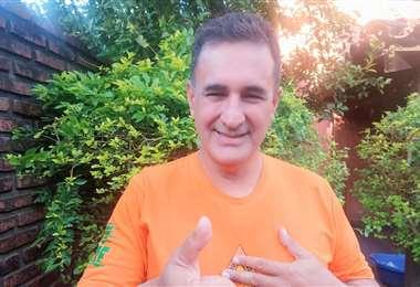 Runy Callaú sufrió un ACV el 11 de mayo