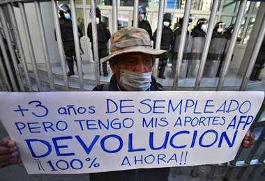 En Chile y Perú ya se realizó la entrega de un porcentaje de los aportes (Foto: APG)