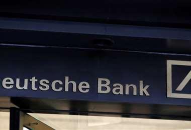 La sede estadounidense del Deutsche Bank en Nueva York