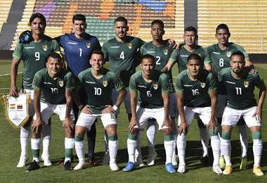 La selección visitará este martes a Chile por la fecha 8 de las Eliminatorias. Foto. AFP