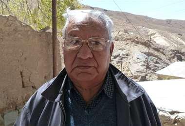 León fue uno de los fundadores del gremio de periodistas en Tarija
