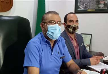Rómulo Calvo pidió a la Fiscalía investigar al expresidente del Mutún.