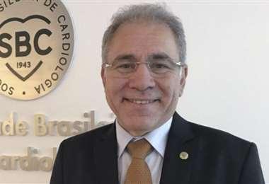 Marcelo Queiroga es el ministro de Salud en Brasil. Foto: Internet