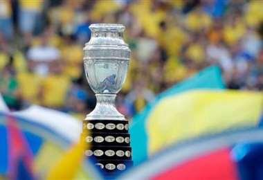El inicio de la Copa América en Brasil está fijado para el domingo. Foto: internet