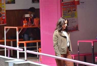La reina del Sur se filma en Bolivia: Kate del Castillo graba en el mercado Lanza de La Pa