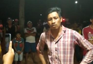 Un comunario de Las Petas relata su testimonio tras la detención