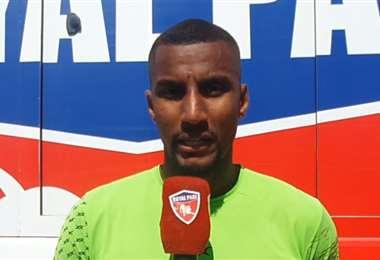 Jefferson Tavares tiene 31 años y su anterior equipo fue Palmaflor. Foto: Internet