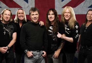 La legendaria banda inglesa