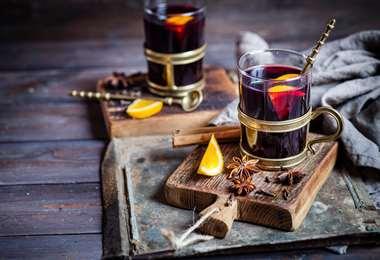 Bebidas calientes