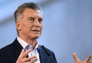 El expresidente de Argentina, Mauricio Macri I internet.
