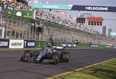 El domingo se correrá el GP de Gran Bretaña. Foto: AFP