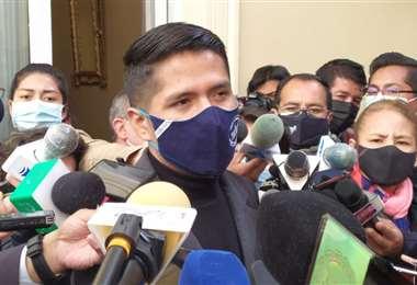 Rodríguez, presidente del Senado. Foto referencial: Éxito Noticias