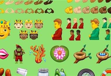 Las propuestas de emojis