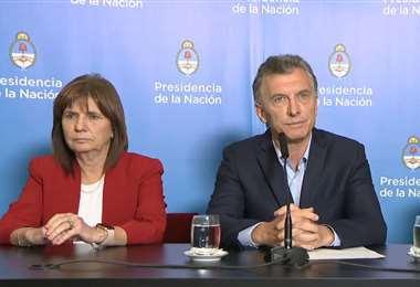 El expresidente argentino es investigado
