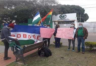 Fotos: Alas Chiquitanas Voluntarios