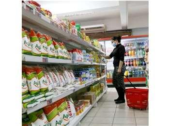 Quina Mercaditos tiene 55 tiendas en la actualidad. Fotos: Jorge Gutiérrez