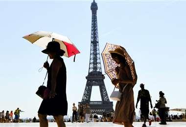 Torre Eiffel /foto: AFP