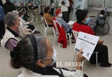 Desciende el número de casos detectados. Foto: Juan Carlos Torrejón
