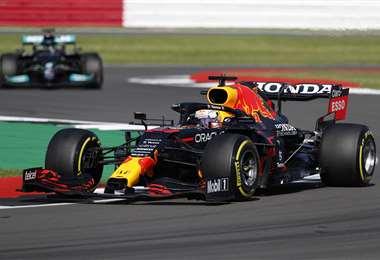 Max Verstappen, piloto de Red Bull. Foto: AFP