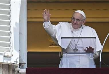 El papa envió un mensaje a Cuba