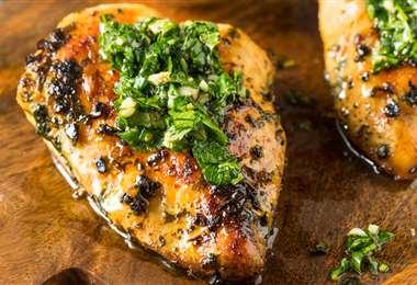 Pollo jugoso, foto: internet
