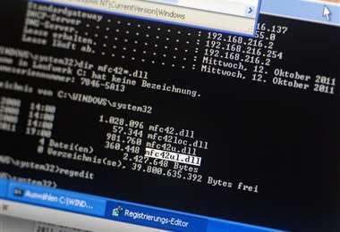 El software Pegasus robó información