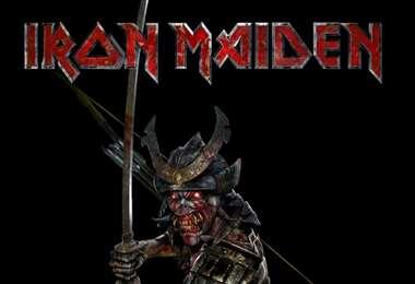 Iron Maiden anuncia el lanzamiento de su nuevo disco