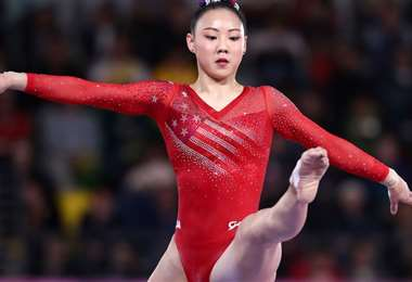 La gimnasta Kara Eaker fue aislada de forma inmediata. Foto: Internet
