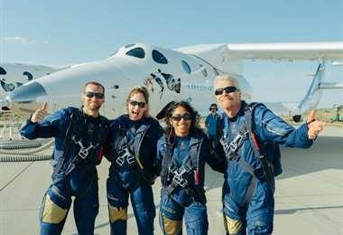 Richard Branson, el multimillonario que llegó al espacio en su propia nave