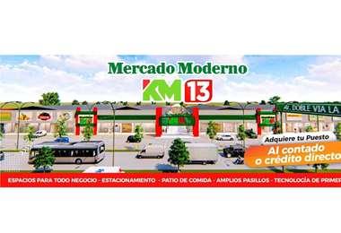 Mercado Moderno Km 13