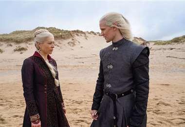 Emma D'Arcy será la Princesa Rhaenyra Targaryen