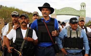 Los grupos de autodefensa han proliferado en el sur de México. Foto: El País
